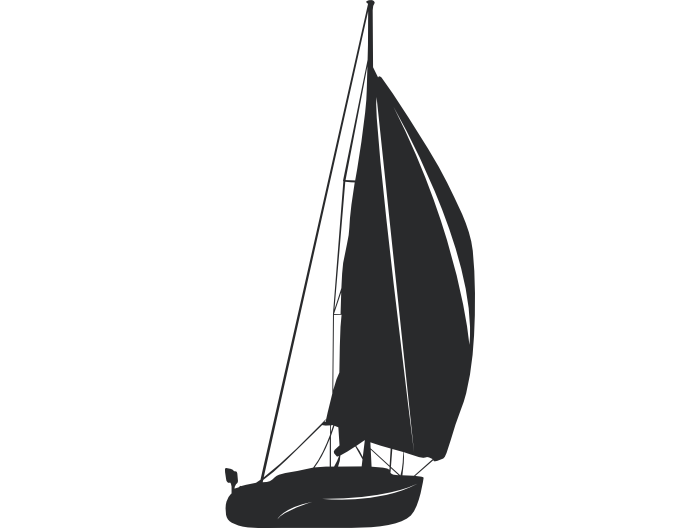 Image Gallery Sailboat Silhouette