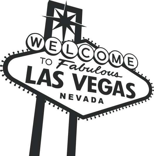 Welcome to las vegas sign wall decal stickersstickers welcome to las vegas sign wall decal pronofoot35fo Choice Image