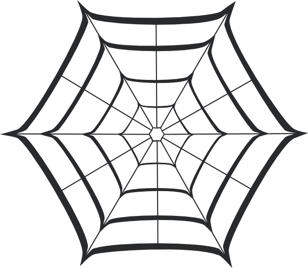 spider web template spider halloween treats pumpkin carving spider web with spiderweb template. Black Bedroom Furniture Sets. Home Design Ideas